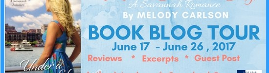 Lone Star Book Blog Tour: Under a Summer Sky