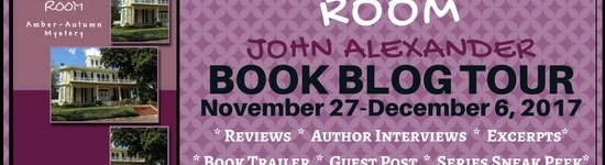 Lone Star Book Blog Tour: The Secret Room by John Alexander