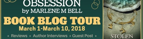 Lone Star Book Blog Tour: Stolen Obsession (and Giveaway)