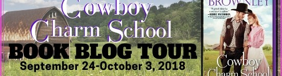 Blog Tour and Review: Cowboy Charm School by Margaret Brownley