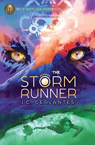 The Storm Runner (A Storm Runner Novel, Book 1) by J.C. Cervantes