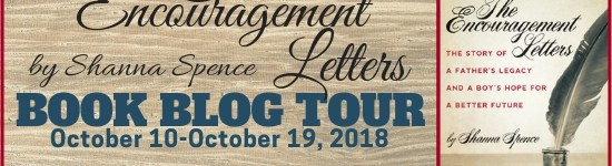 LSBBT: The Encouragement Letters by Shanna Spence