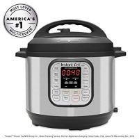 Instant Pot DUO60 6 Qt 7-in-1 Pressure Cooker