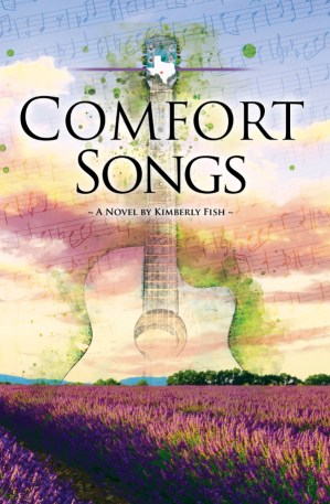 Comfort Songs Book Header
