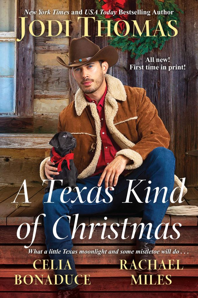 Book cover for A Texas Kind of Christmas