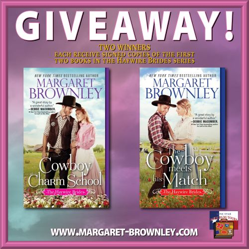 giveaway image for The Outlaw's Daughter blog tour