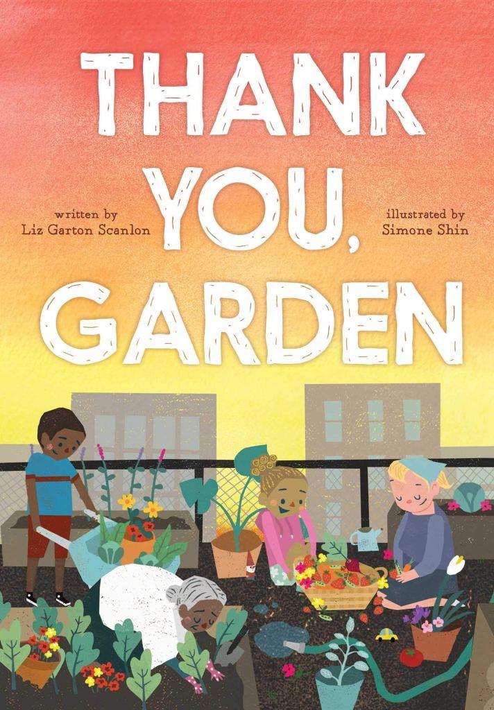 book cover image for Thank You, Garden