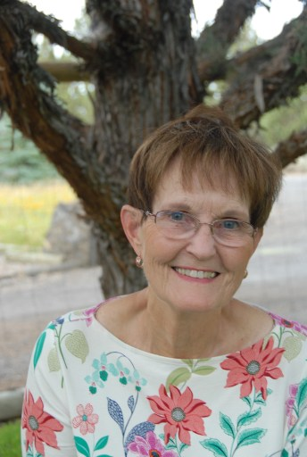 Image of Jane Kirkpatrick, author of Something Worth Doing