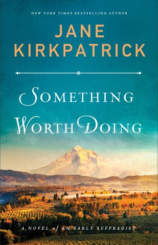 Book cover image for Something Worth Doing