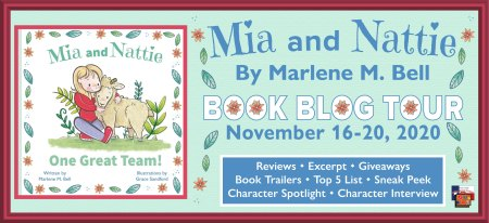 Blog Banner for Mia and Nattie
