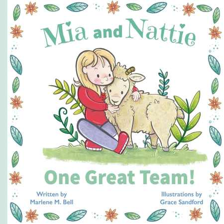 Cover image for Mia and Nattie