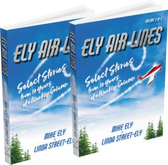 image of Volume 1 and Volume 2 of Ely