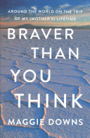 cover image for braver than you think, featured book in What I'm Reading Wednesday Redux