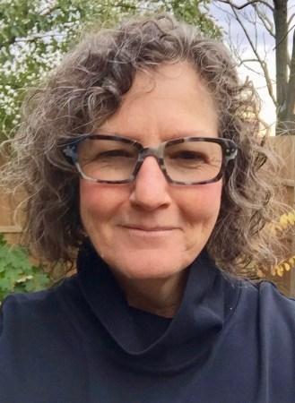 Image of Lisa Haneberg, author of Stiff Lizard