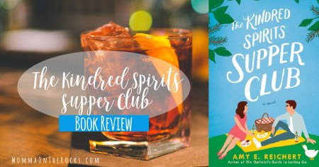 Kindred Spirits Supper Club book banner