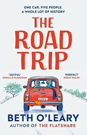 book cover image for The Road Trip