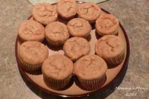 Peanut Butter Muffins2