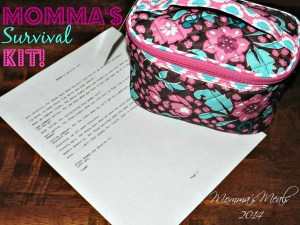 Momma's Survival Kit (1)