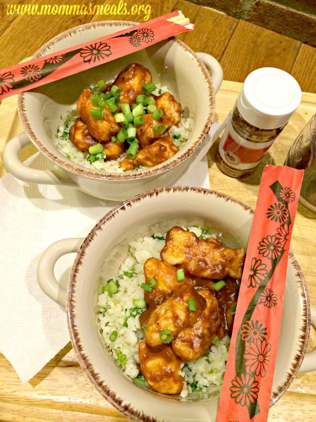 21 Day General Tso's Chicken