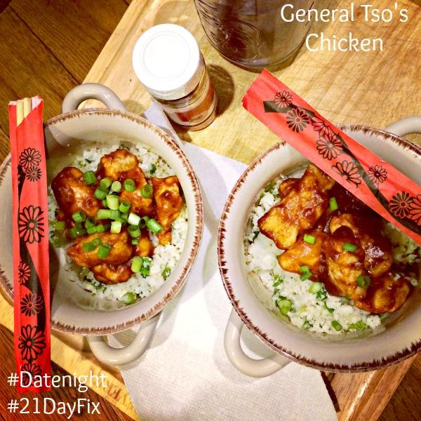 21 Day General Tso's Chicken#