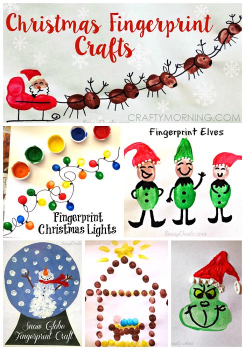 christmas-fingerprint-crafts-for-kids