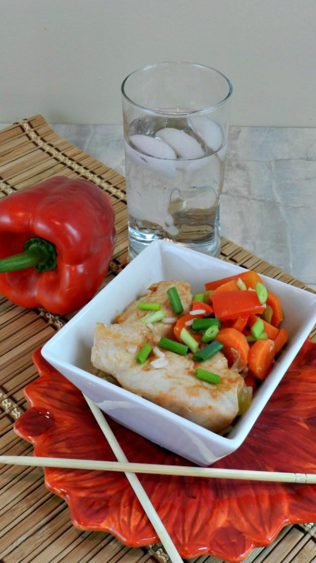 Sweet & Sour Chicken Bowls P2