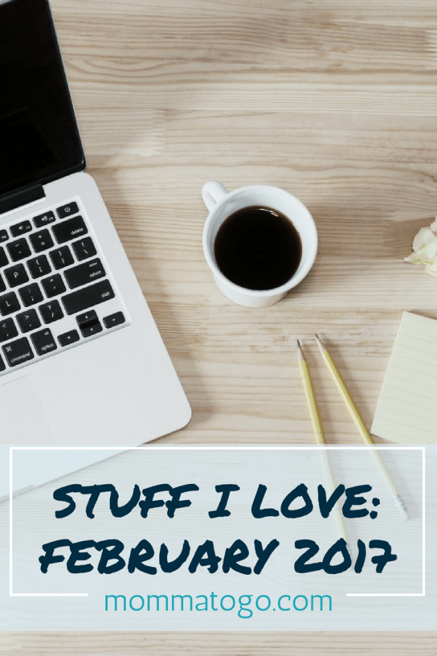 Stuff I Love, February 2017 - HBO Girls, Crunch Gym & Lululemon Outlet mommatogo.com