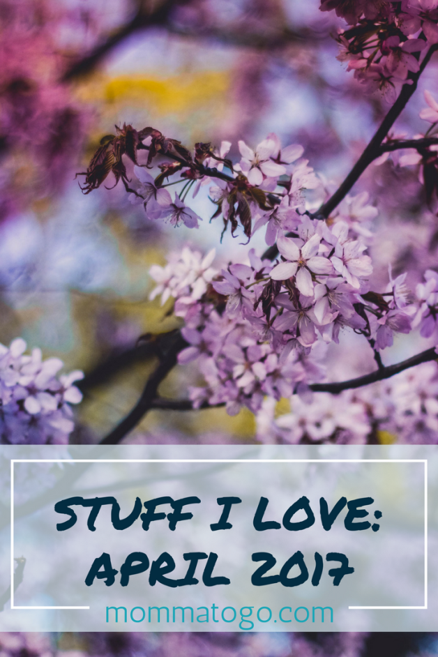 April Stuff I Love! Aperol, When the Storm Breaks & Guacamole To Go http://www.mommatogo.com