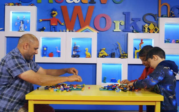 Enter to win a Family Pack of four tickets to Legoland Discovery Center #family #giveaway #lego http://www.mommatogo.com