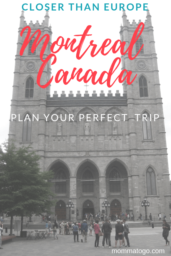 Fun Things To Do In Montreal With Kids Momma To Go Travel