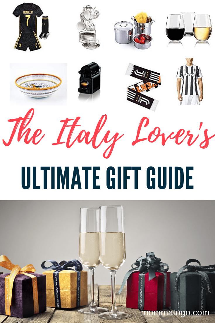 The best gifts for people who love Italy.You could easily put together a great gift set with a a href=