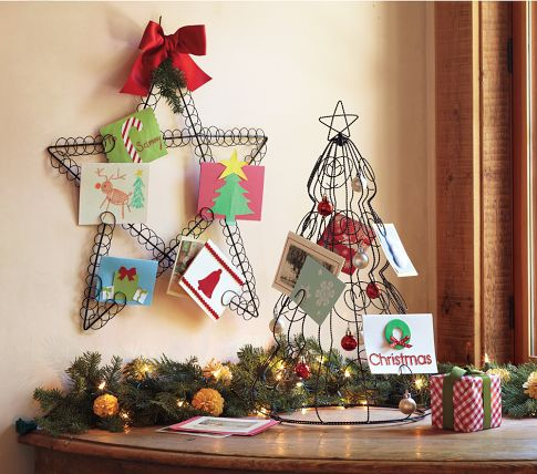 Pottery Barn Kids Star Holiday Card Holder Review