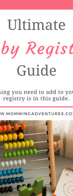 Baby Registry: A Checklist of Everything You Need for Your Registry