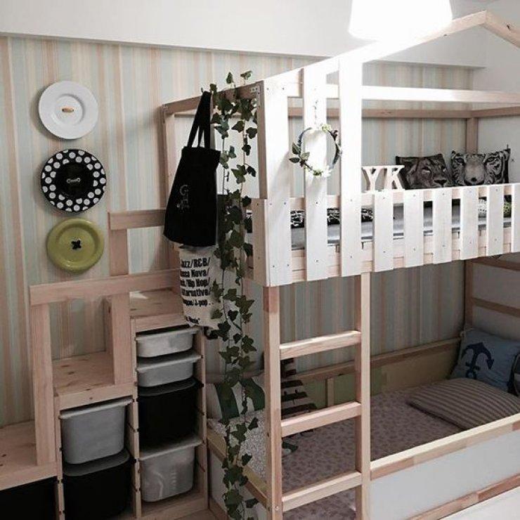 10 Ikea Kura Hacks Mommo Design