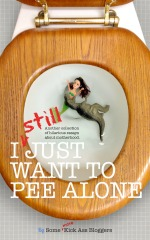 What's in a Name? (I Still Just Want to Pee Alone cover reveal)