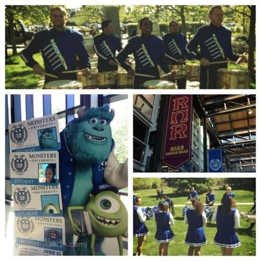 Monsters University School Spirit