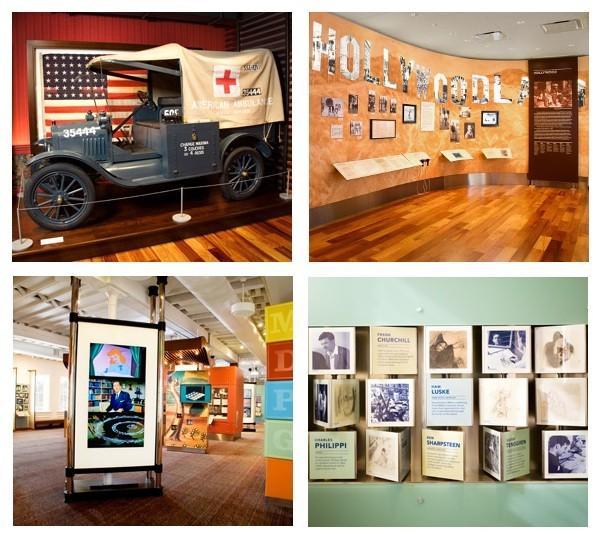 Walt Disney Museum, The Early Years