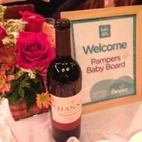 Pampers Baby Board Dinner, Cincinnati, Ohio