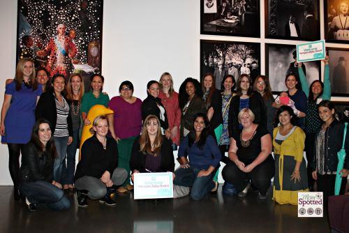 Pampers Baby Board Members, 2013