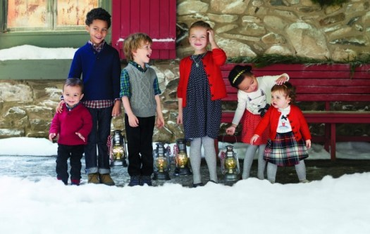 OshKosh BGosh 2013 Holiday Kids Clothes Catalog