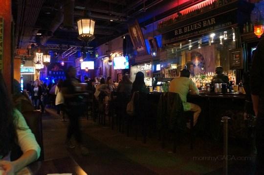 House of Blues San Diego, B.B. Blues Bar