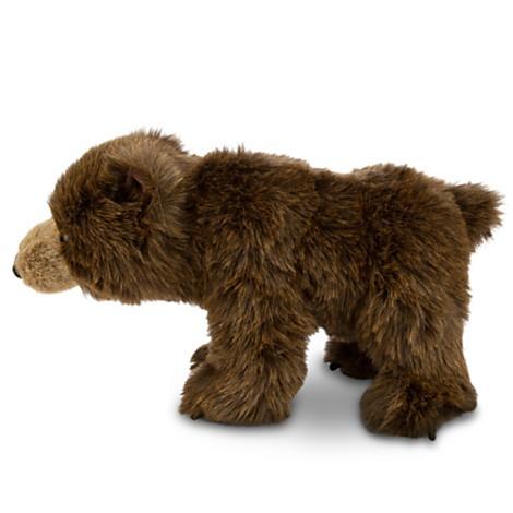 Disneynature BEARS plush stuffed animal, Amber
