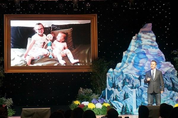 Doug Bowman at the 2014 Disney Social Media Moms Conference