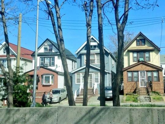 Houses in Queens, New York