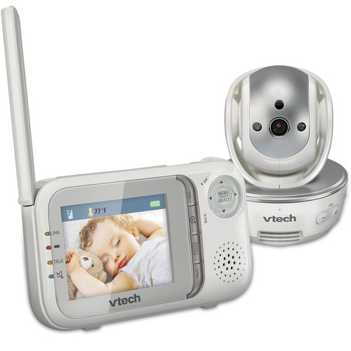 Vtech vm333 safe and sound video baby monitor