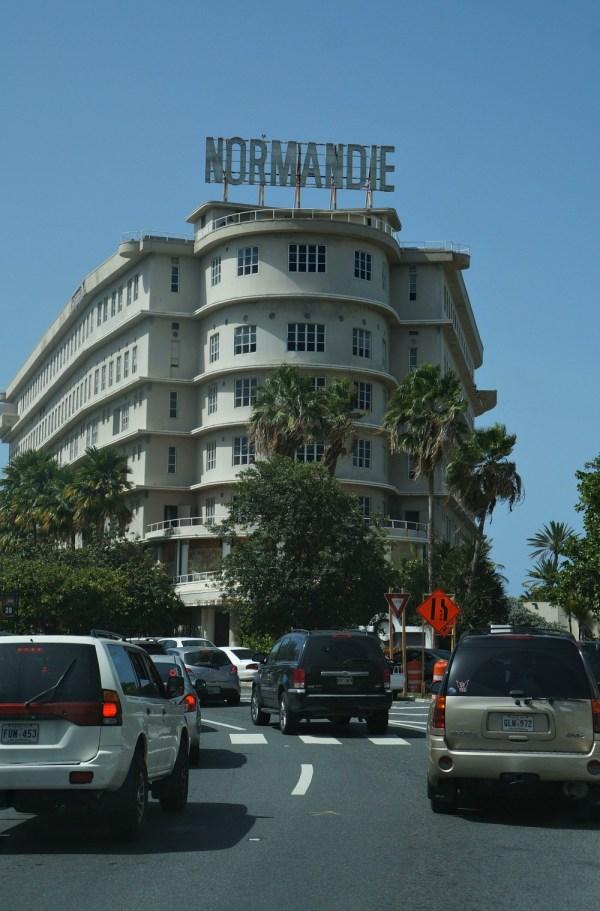 Normandie, Old San Juan, Puerto Rico