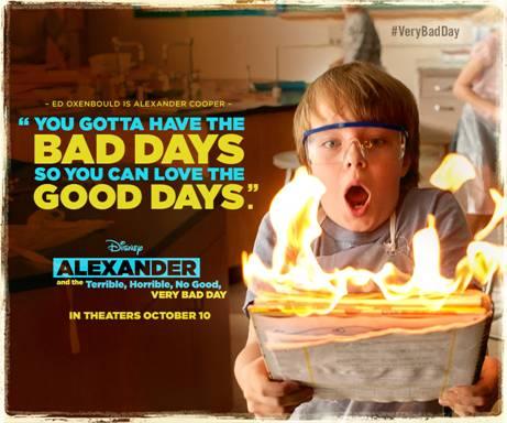 Disney's Alexander Very Bad Day