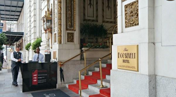 The Roosevelt Hotel, Waldorf Astoria