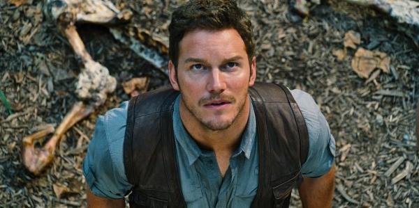 Jurassic World Movie Still Chris Pratt