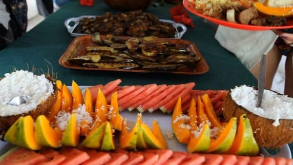 Koka Lagoon Cruises Island Fish BBQ Feast